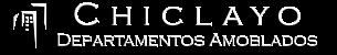 Departamentos Amoblados para Alquiler en Chiclayo